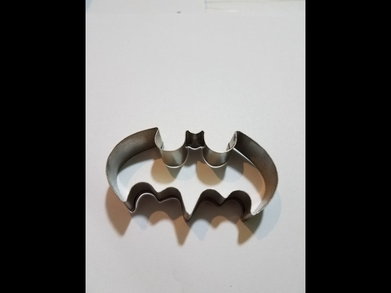 Batman mediano- 4 x 7 cm.